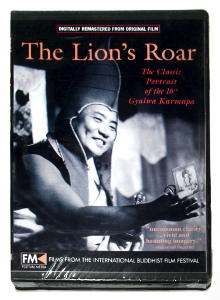 DVD - The Lions Roar